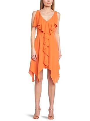 Manoukian Vestido Licorea (Naranja)
