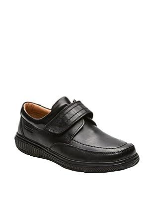 Zerimar Zapatos con Velcro Piel