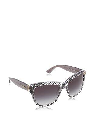 Dolce & Gabbana Sonnenbrille 4226 (56 mm) schwarz/weiß