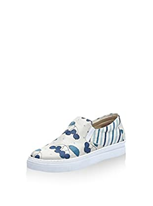 Los Ojo Slip-On Bluerish