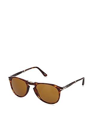 Persol Sonnenbrille 9714S 24/33 55 (52 mm) havanna