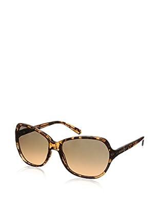 Tory Burch Women's TY7054 Copper Tortoise/Grey Orange Fade  Sunglasses