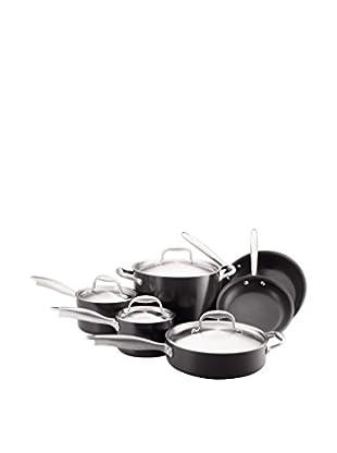 Anolon Nonstick Dishwasher Safe Titanium 10-Piece Cookware Set