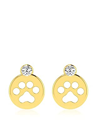 Friendly Diamonds Pendientes FDT12243Y Oro Amarillo