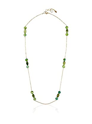 Amrita Singh Collar Green Shell Station
