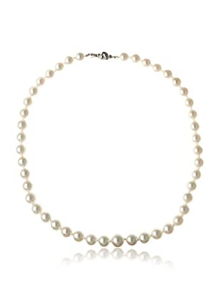 Radiance Pearl AAA Quality White South Sea Pearl Necklace