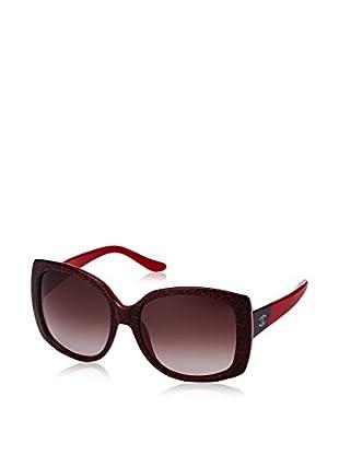Just Cavalli Sonnenbrille 500S_68F-58 (58 mm) braun/rot
