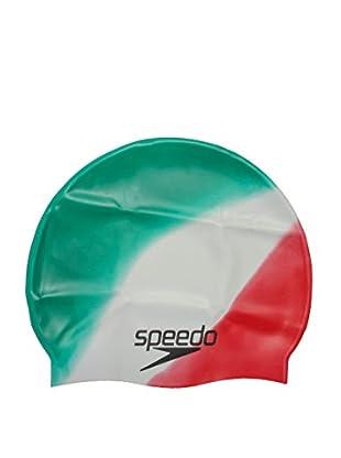 Speedo Schwimmbrille Italy Moud Silc Cap Au