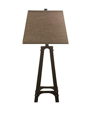 Surya Merchant 1-Light Table Lamp, Bronze