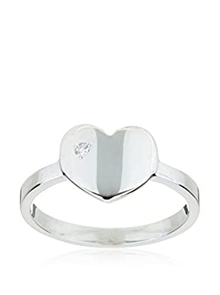 Gold & Diamonds Anillo Cuore