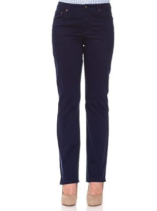 Cortefiel Pantalón Regular (azul marino)