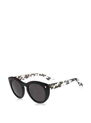 Ferragamo Sonnenbrille 773S_001 (49 mm) schwarz/weiß