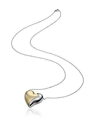 Breil Collar Heartbreaker Acero