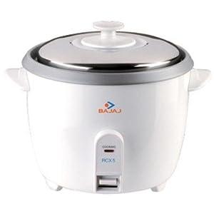 Bajaj RCX 5 1.8 L Rice Cooker