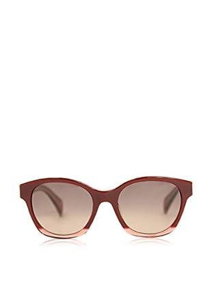 Jil Sander Sonnenbrille 732S-603 (53 mm) bordeaux