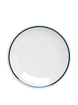 Tognana Set Plato Pequeño 6 Uds. Azul