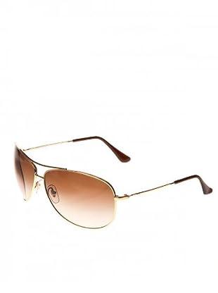 Ray Ban Sonnenbrille 3239 braun/gold