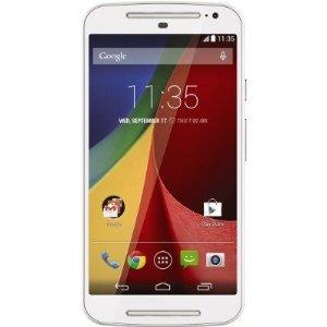 Motorola Moto G Gen 2 - White
