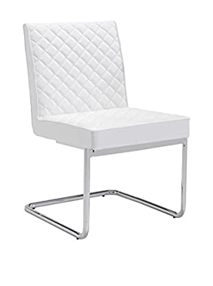 Zuo Quilt Armless Chair