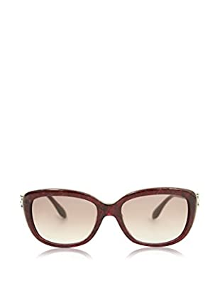 Moschino Gafas de Sol 70903 (57 mm) Rojo