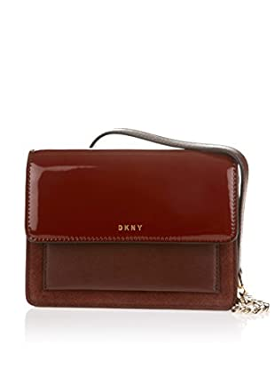 DKNY Schultertasche R361060201 PATENT LE
