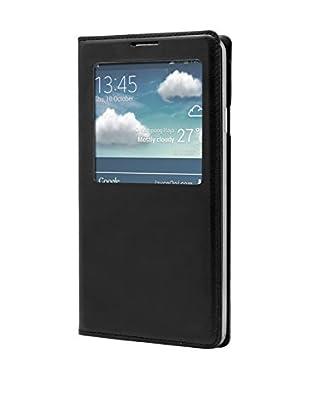 Unotec Funda Flip-S Samsung Galaxy Note 3 Negro