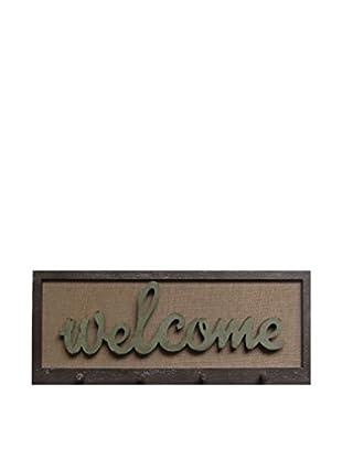 Lo+Demoda Porta Llaves Welcome