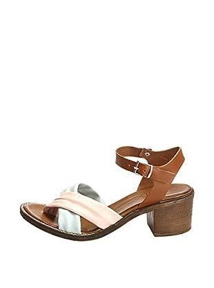 Bueno Shoes Sandalias de tacón Cruzadas