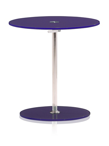 Zuo Radical Side Table (Purple)