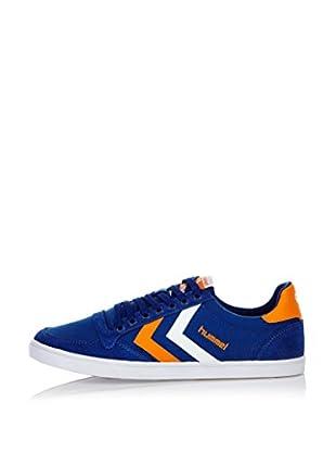 Hummel Sneaker Slimmer Stadil Low (dunkelblau)