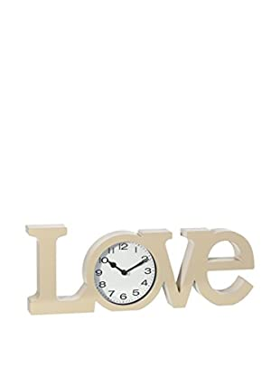 NORDIC & CO Tischuhr Love