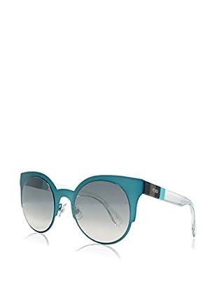 Fendi Gafas de Sol 0080/S E1N/IC (50 mm) Azul