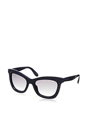 JIMMY CHOO Women's Flash Blue/Grey Gradient Sunglasses