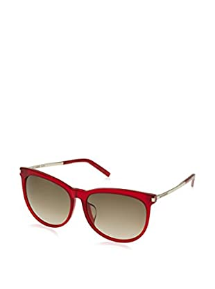 Yves Saint Laurent Sonnenbrille 24/ F (58 mm) rot