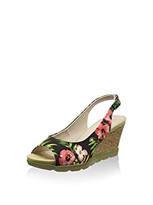 Lotus Sandalias de cuña Nora