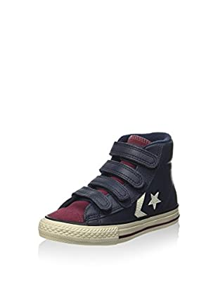Converse Hightop Sneaker Star Player Ev Mid V4 Lea/Sued