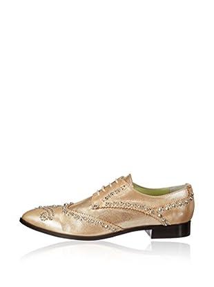 Fersengold Zapatos Derby Miami (Oro)