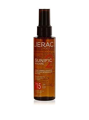 Lierac Sonnenöl Sunific 15 SPF  125 ml, Preis/100 ml: 17.56 EUR