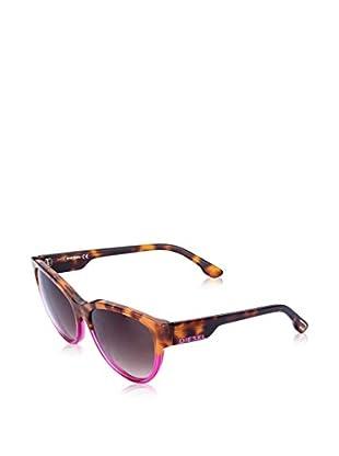 Diesel Sonnenbrille 0013_77F (57 mm) havanna/rosa