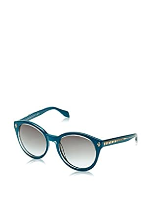 Alexander McQueen Gafas de Sol AMQ4254/S (53 mm) Azul