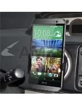 Amzer Swiveling Air Vent Mount Holder for HTC One M8 - Retail Packaging - Black