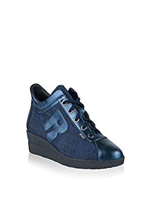Ruco Line Keil Sneaker 200 Jacquard Lame' Heavy