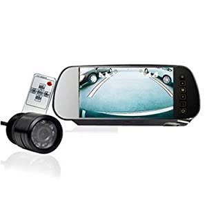 Combo of Car Safety Reverse Camera + LCD Screen