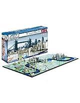 4D Cityscape Time Puzzle - London