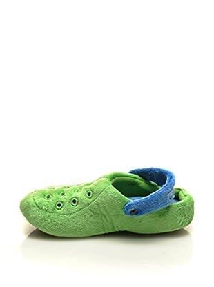 Kimberfeel Pantuflas (Verde)