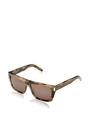 Yves Saint Laurent Sonnenbrille 22 WT3/ EJ-EJ (58 mm) braun