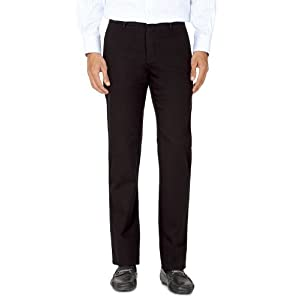 Flat Front Formal Trouser