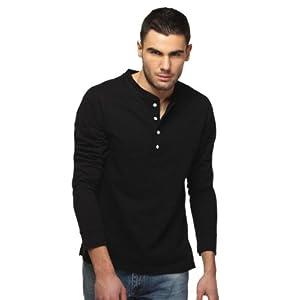 Freecultr Harvard II Men's Tshirt-Black