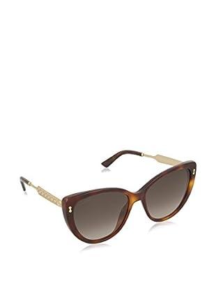 GUCCI Sonnenbrille 3804/S HA CRX (65.3 mm) (57 mm) havanna