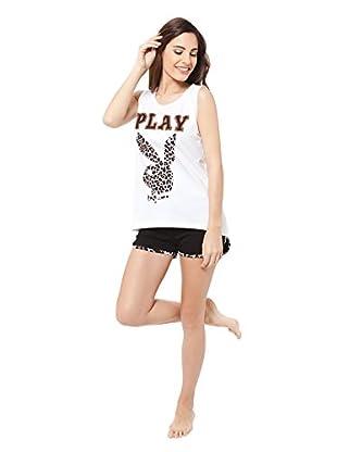 Play Boy Nightwear Pyjama Animal Print